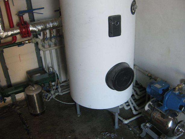 монтаж систем отопления. замена котлов