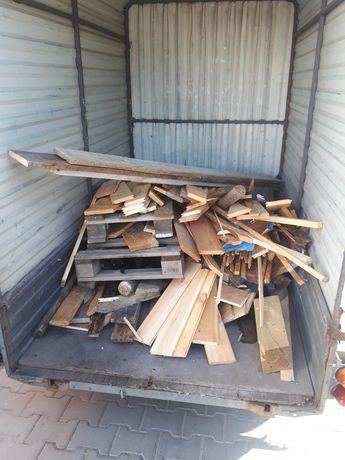 Drewno opałowe za darmo.