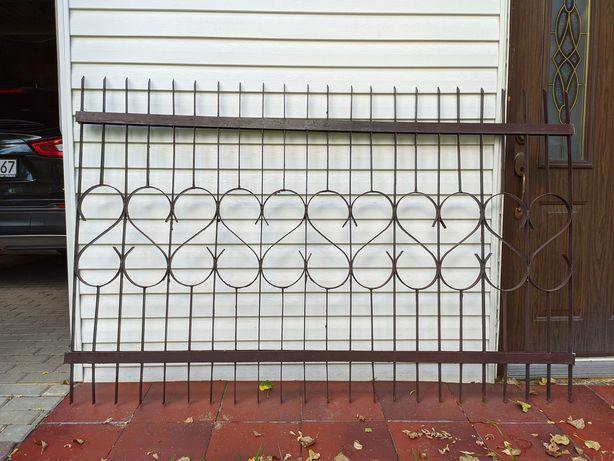 Ogrodzenie brama furtka przęsło