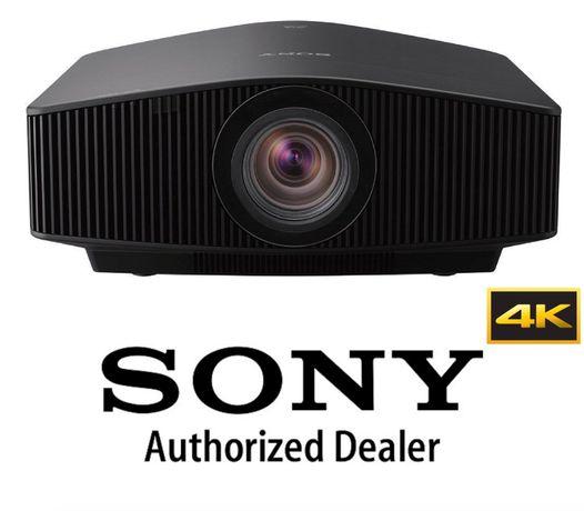Лазерный 4K проектор SONY VPL-VW870ES + в подарок экран Da-Lite АКЦИЯ