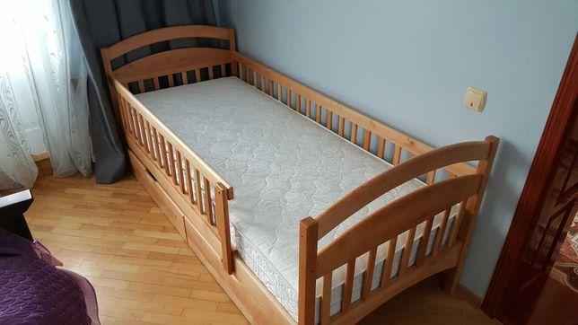 Детская кровать, купить кроватку мебель с дерева недорого!