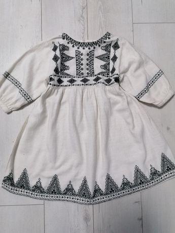 Sukienka Zara rozm 110 /116