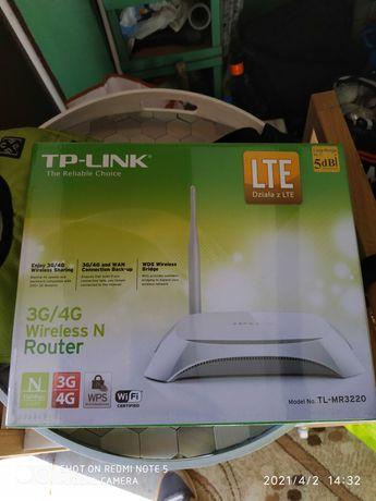 Router Tp link Mr3220