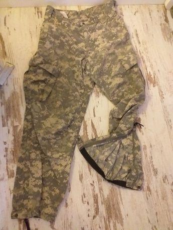 Spodnie Sof Shell US Army UCP wojskowe