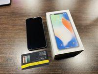 Apple iPhone X 64gb koloru : Silver/Gwarancja/Raty/Sklep