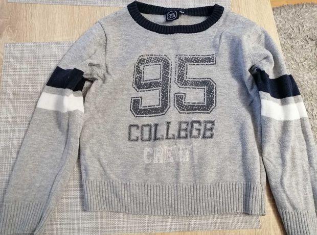 Sweterki chłopięce 104 HM Coolclub Smyk