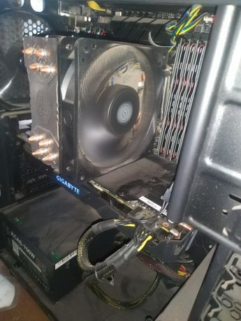 Процессор i7 7820х, мат плата, 64 RAM,
