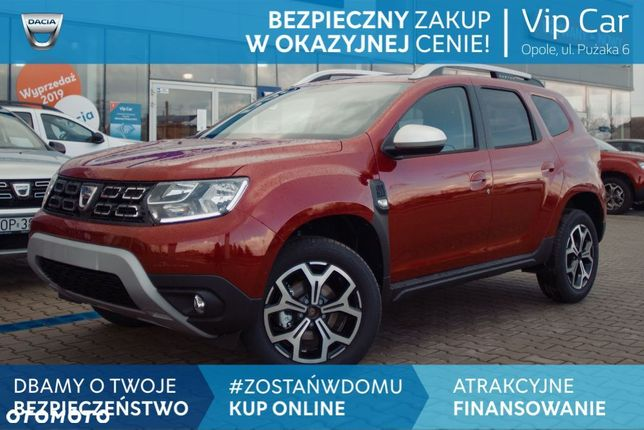 Dacia Duster Prestige 1.0 TCe 100 KM LPG, system 4 kamer, system bezkluczykowy !!!