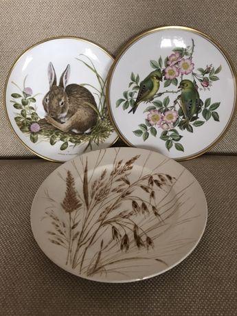 Коллекционные тарелки SPODE, , STAFFORDSHIRE