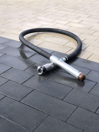 Buława do betonu wibrator pneumatyczny NOWY !!! Z Norwegi TANIO !!!