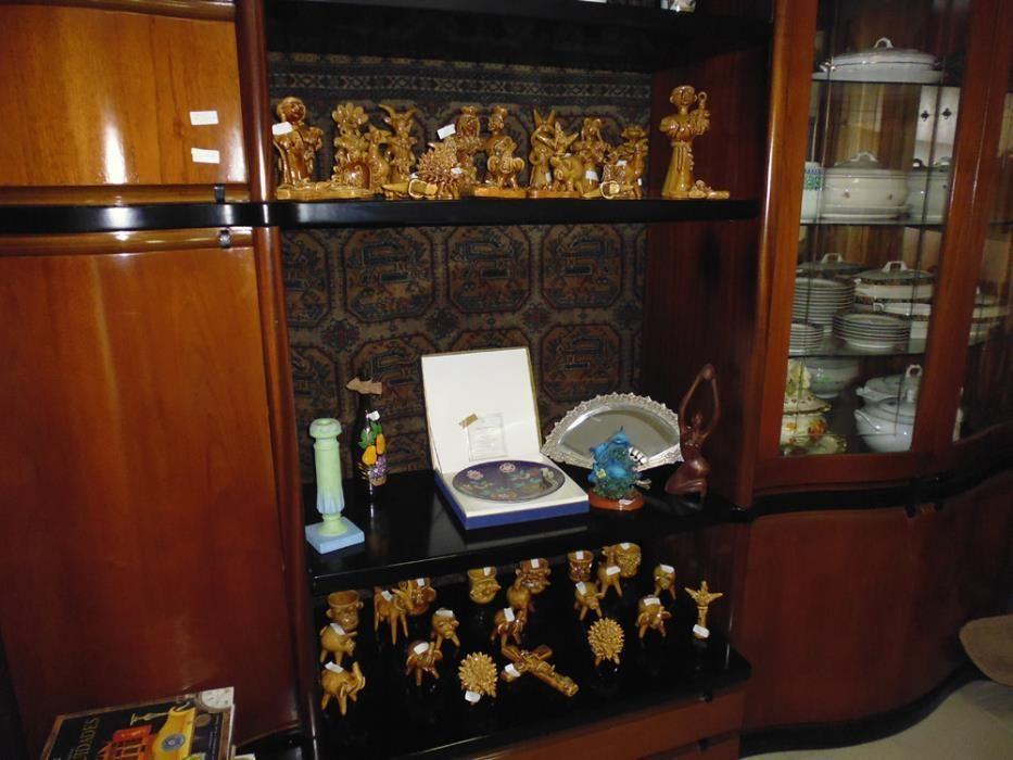 Recheio de Loja de Velharias e antiguidades