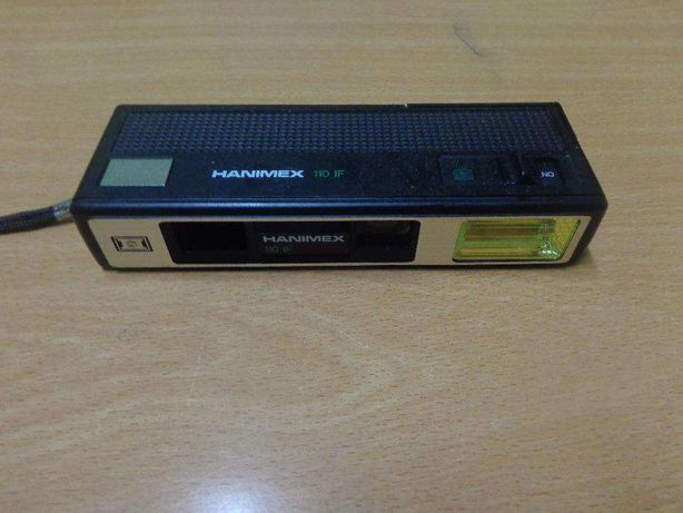 Máquina Fotográfica Antiga - Hanimex 110 IF