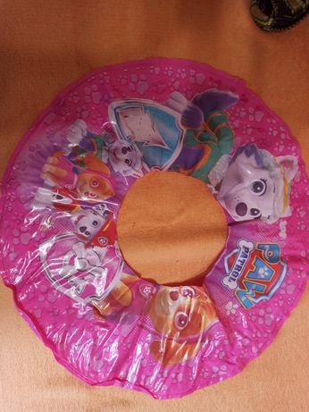 Надувной круг детский