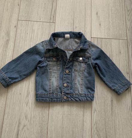 Джинсовая куртка h&m 1.5-2 18