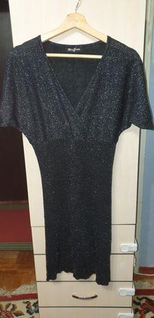 Платье-туника нарядное вечернее