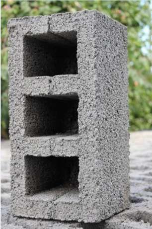 Мучкоблоки, блоки будівельні, шлакоблоки