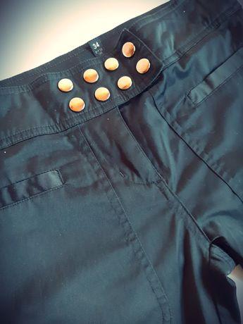 Spodnie Amisu czarne