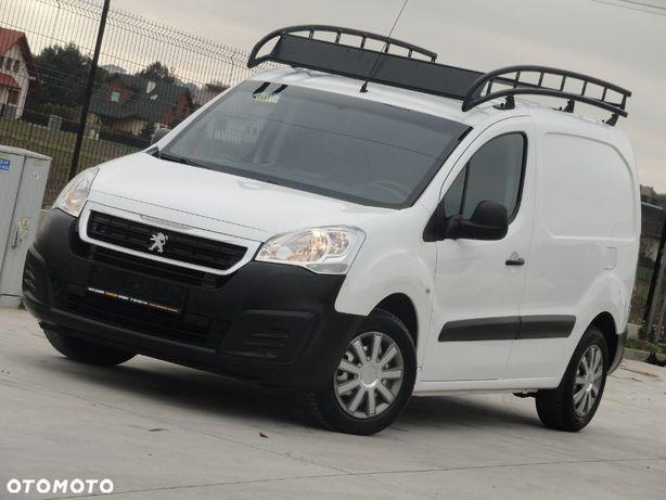 Peugeot PARTNER  1,6 HDI Blaszak 80 Tys km cały Oryginał Bagaznik dachowy