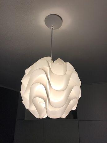 Lampy BRW wisząca + komodowa