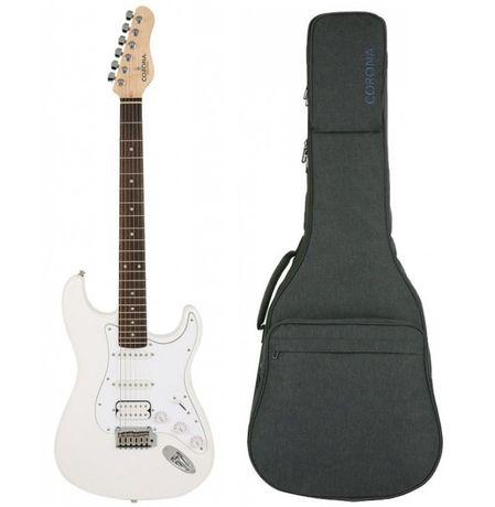 Gitara elektryczna CORONA Traditional Standard ST L-OWT BRATPOL TORUŃ
