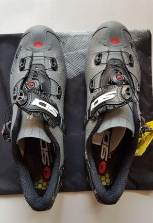 Велотуфли Sidi WIRE 2 Matte Grey/Black, 44 EU