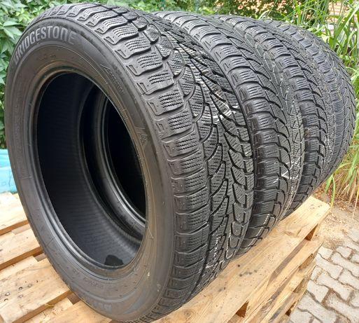 Opony Zimowe Bridgestone 215/60/R17 96H bieżnik 7.5mm SUV Okazja