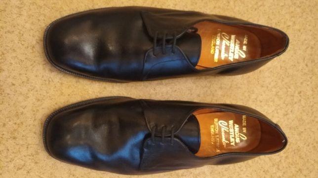"""Редкие туфли премиум класса """" Angus Westley"""". Aнглия! 43,5 р. 29 см."""