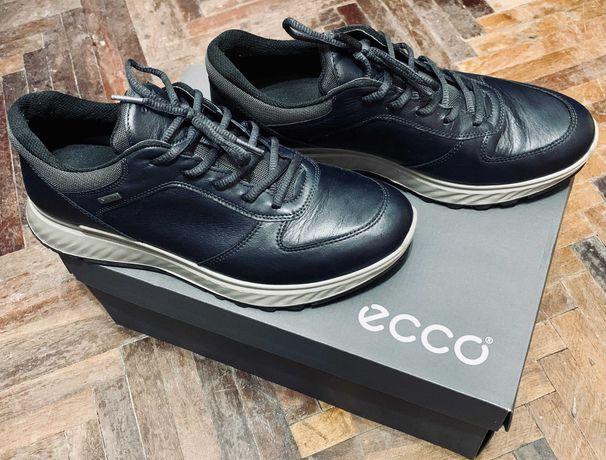 Новые кроссовки кожаные мужские Ecco оригинал 43 размер