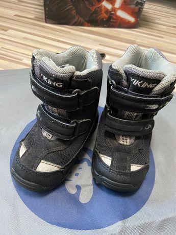 Зимние ботиночки для малыша Viking 21 размер 14 см