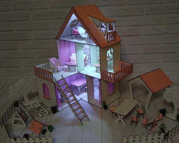 гарнитур мебели кукольный лол домик румбокс миниатюра подарок девочке