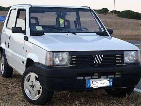 Peças Fiat panda 750 varias - barato