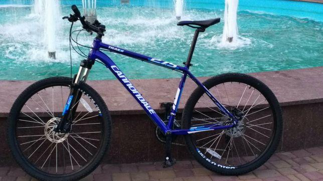 Велосипед CANNONDALE Trail 8 колеса 27.5(L размер) в базе