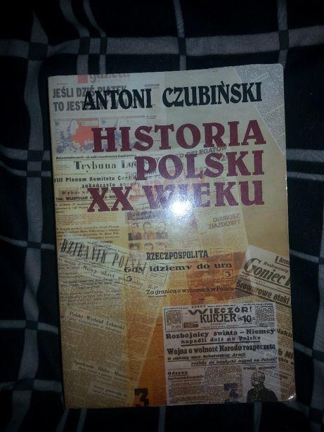 Ksiązka Historia Polski XX wieku