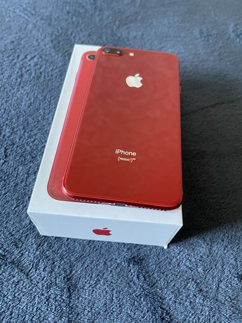 Apple Iphone 8 Plus 256gb Red Never (Без Touch Id)