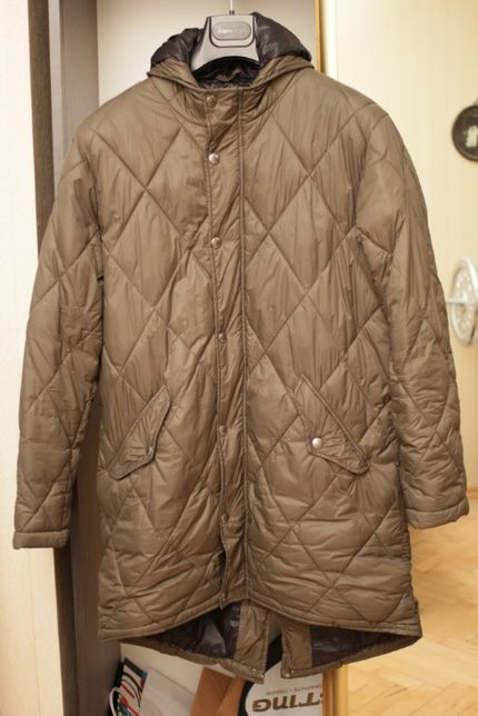 Парка Alcott(made in Italy)/armani/moncler