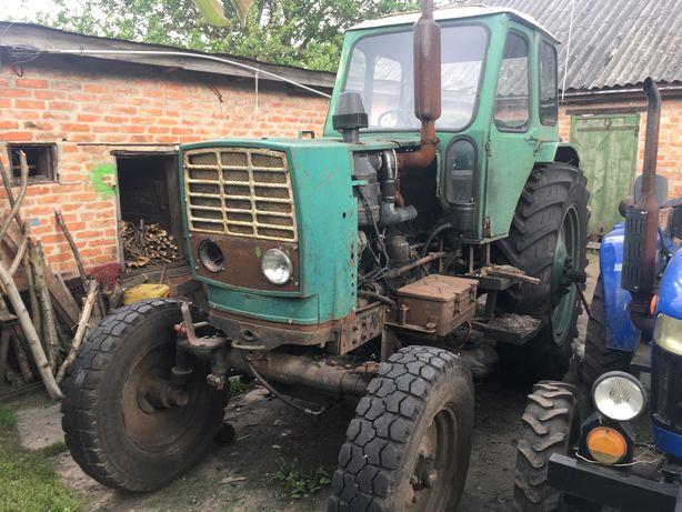 Продам Трактор ЮМЗ с стартером, гидроуселителем С ДОКУМЕНТАМИ