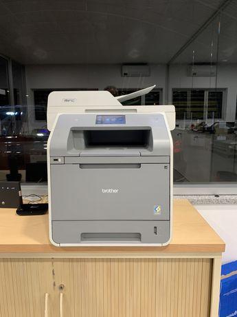 Impressora laser cores multifunções Brother MFC-L9550CDW