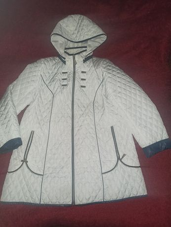 Стёганая курточка р.60