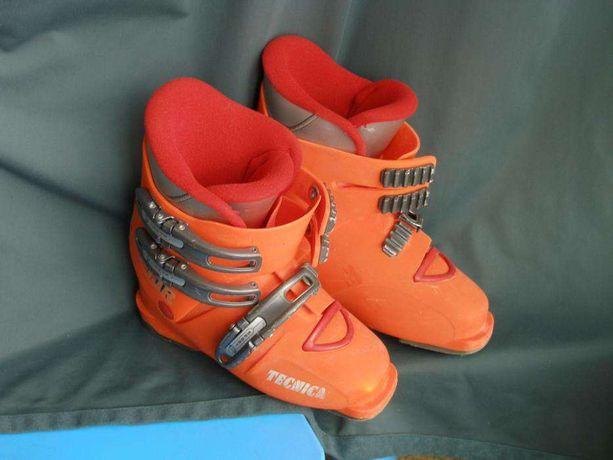 xButy na narty narciarskie Tecnica 3klamrowe R32 stopa:20 21 22cm NOWE