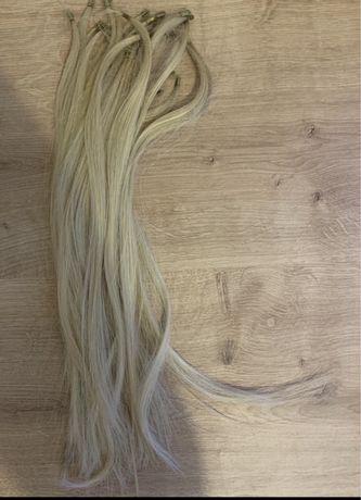 Blond wlosy naturalne