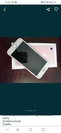 Iphone 7 32gb stan bardzo dobry bez rys ani zadrapań