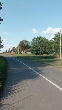 Продам рядом 2 участка по 2 гектара в Безруках. Дергачи.