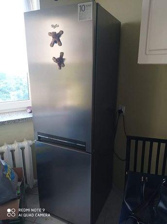 Lodówka z zamrażalnikiem 3 szuflady