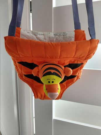 Bujak huśtawka na drzwi dla dziecka  Disney Tygrysek  skoczek do 12 kg