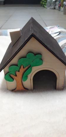 Domek dla małego gryzonia