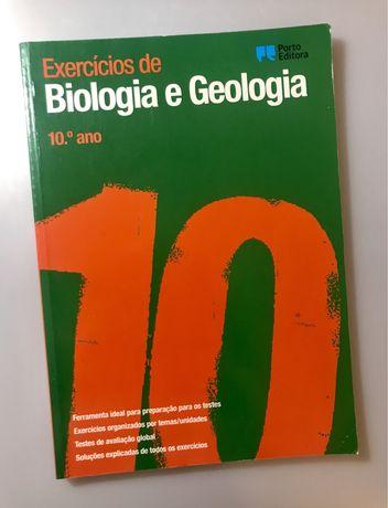 Exercícios de Biologia e Geologia 10ºAno