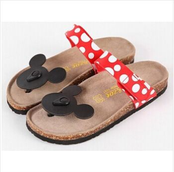 Sandálias/Chinelos Minnie&Mickey