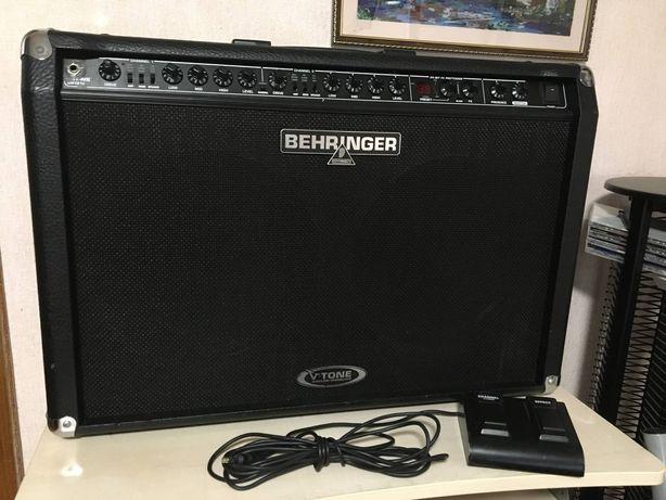 Гитарный комбик Behringer V Tone 2х60Вт