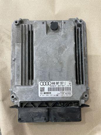 Блок эбу управления двигателя s8 4h 4.0 tfsi