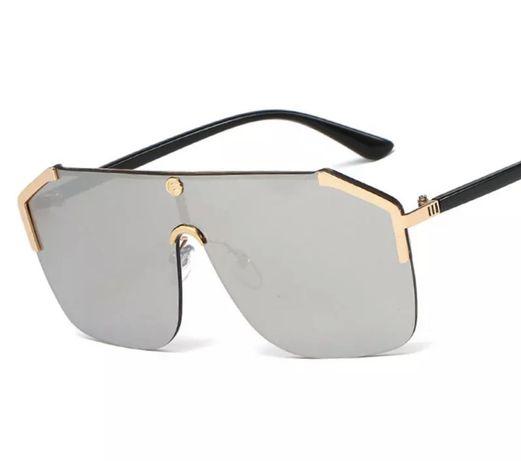 Okulary przeciwsłoneczne silver